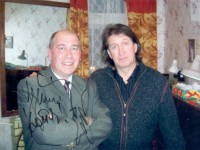 С Константином Гузенко