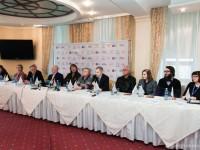 """Пресс-конференция """"Светлое прошлое"""" 2014 г."""