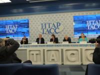 Пресс-конференция в ИТАР-ТАСС 19.02.2014 г.