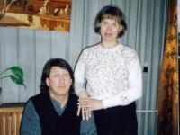 С Валентиной Климовской