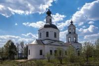 Восстановление храма Николая Чудотворца в с. Сунгурово.
