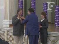 Награждение Орденом Почёта Кузбасса