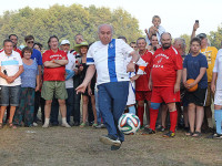 Грушинский футбол 2014