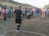 Грушинский футбол 2014 год.