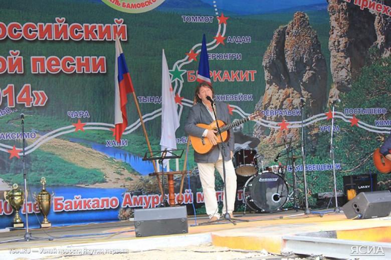 "XXV фестиваль ""Беркакит"""