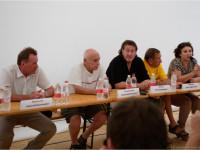XLI Грушинский фестиваль. Пресс-конференция