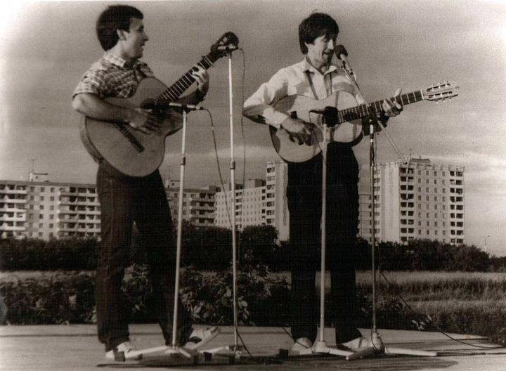 1982 г. Куйбышев
