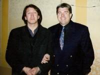 С Сергеем Азаровым