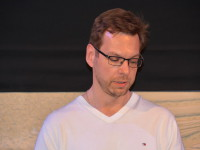 """Пресс-конференция в киноклубе """"Эльдар"""", 28 мая 2013г"""