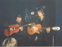 Андрей Баранов и Олег Митяев