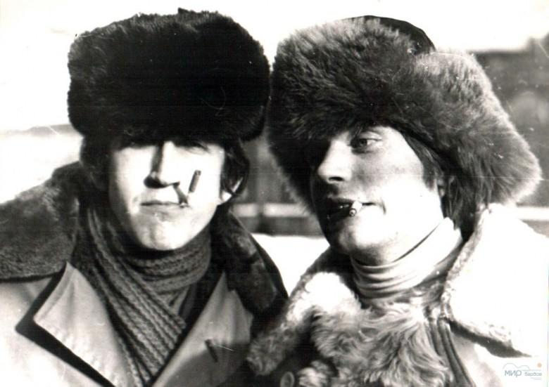 Олег Митяев и Юрий Гарин
