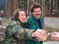 Ватутинки, 2008 г. С Александром Прокоповичем