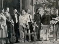 Зимний Грушинский фестиваль 1988 год.