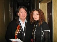 С Анастасией Орловой