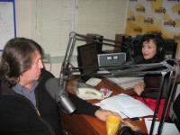 Студия Радио Шансон в Казани, 2010 г