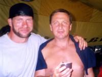 С Игорем Борисовым