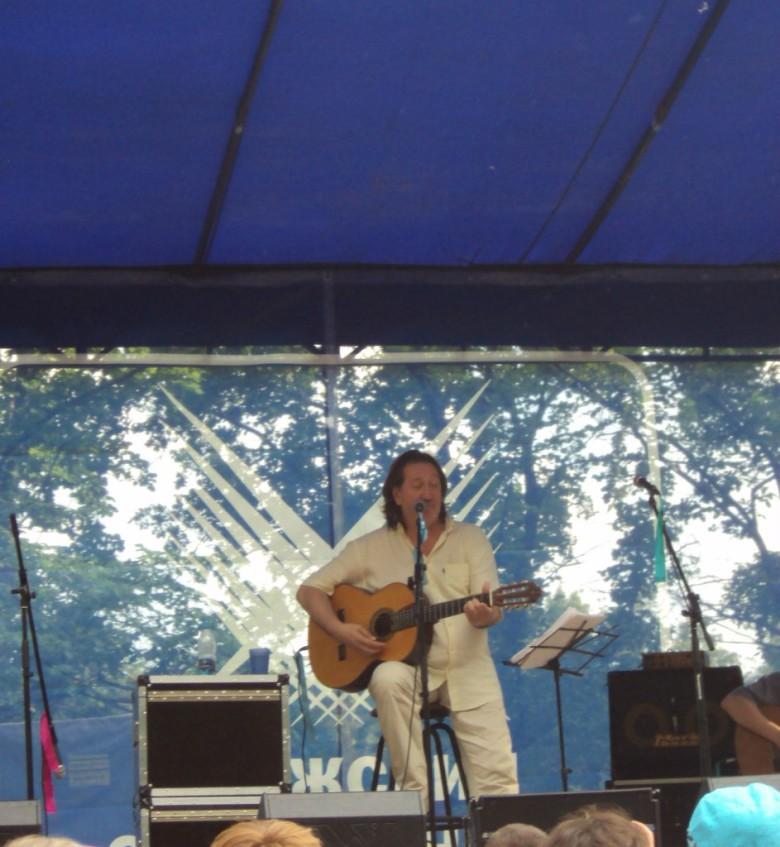 XXXХ Грушинский фестиваль, 2013 г.