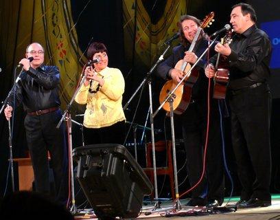Зимний Грушинский фестиваль 2008 год