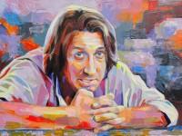 Портрет Олега Митяева