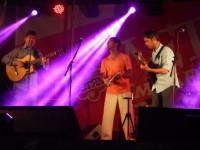 Лусиано Антонио с музыкантами