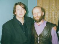 Олег Митяев и А.Макаренков, 1997 г
