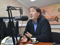 В гостях Радио Шансон Казани. 5.10.13