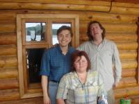 Олег Митяев и Сергей Безруков