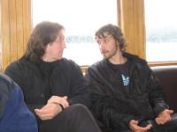 С Владимиром Кристовским