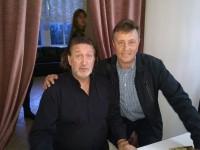 С Григорием Токаревым