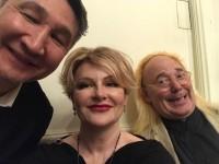 6.06.2018 г. Марина Есипенко и  Леонид Лейкин