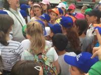 Златоуст. В лагере со студийцами, август 2016 г