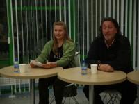 """11.10.17 МДЦ """"Артек"""". Пресс-конференция для юных журналистов"""