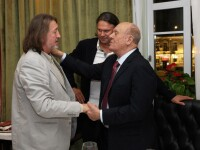 80-летний юбилей Владимира Меньшова