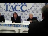 I пресс-конференция Олега Митяева в ИТАР-ТАСС 19 февраля 2014 года.