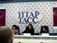 II пресс-конференция Олега Митяева в ИТАР-ТАСС 21 марта 2014 г.