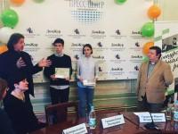 22.11.2016 Москва, Центральный дом журналиста