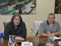 5.06.2019 Москва, пресс-конференция, посвящённая организации 46-го Грушинского фестиваля