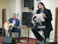 23.12.15 Благотворительный концерт в клинике Рошаля