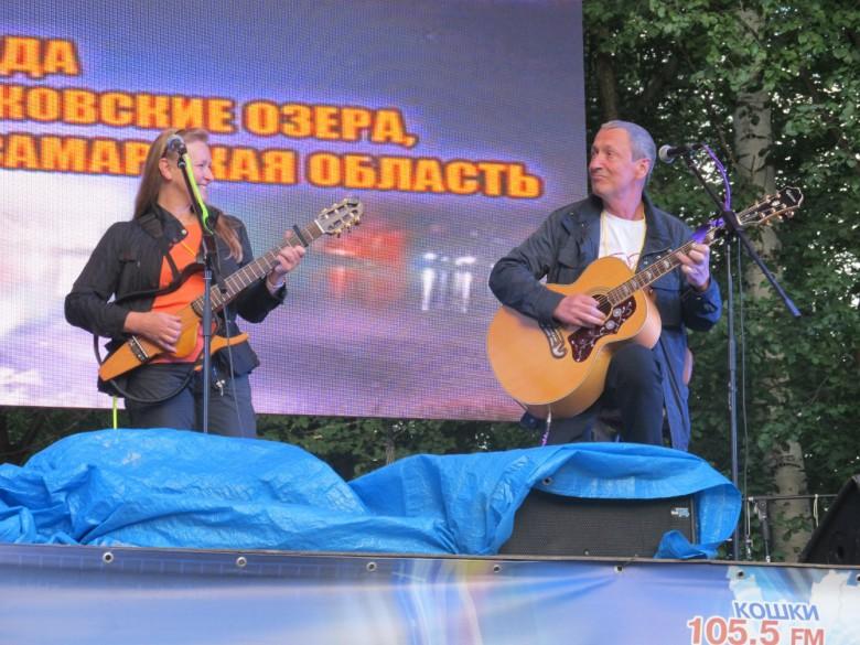 XLII Грушинский фестиваль, 3.07.15