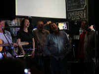 Презентация  альбома Виктора Одинцова