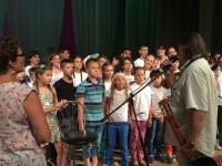 """Златоуст. Со студийцами в ДК """"Металлург"""", август 2016 г."""