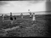 Озеро Смолино.1956 год.