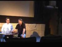 Пресс-конференция в киноклубе «Эльдар», 28 мая 2013г.