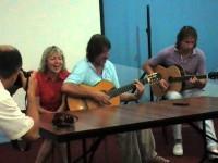 Встреча с Сочинским клубом авторской песни
