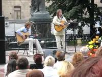 Москва. День города 2011 год.