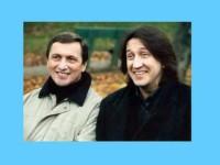 Олег Митяев и Леонид Марголин