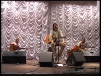 Концерт в Военмехе. Питер 30.06.09