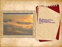 «Прощай» На стихи Иосифа Бродского