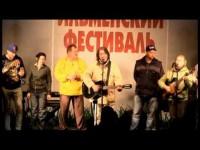 «Ильменский звездопад» 2015 г.. Олег Митяев и Галина Хомчик.