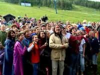 39 Ильменский фестиваль. Мегаселфи.